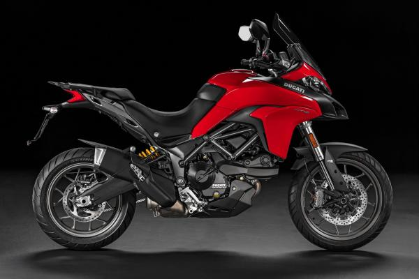 New Ducati Multistrada 950 revealed