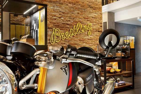04_Breitling x Triumph_Breitling Townhouse London