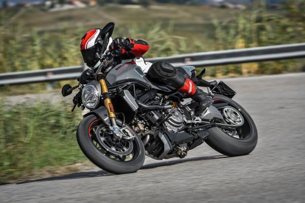 Ducati Monster 1200 updated for 2017