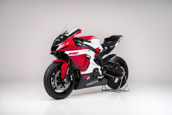 Yamaha R6 YART special edition 20th anniversary