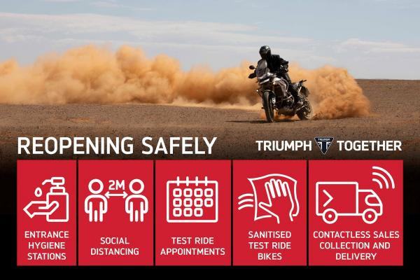 Triumph Dealerships Guidelines
