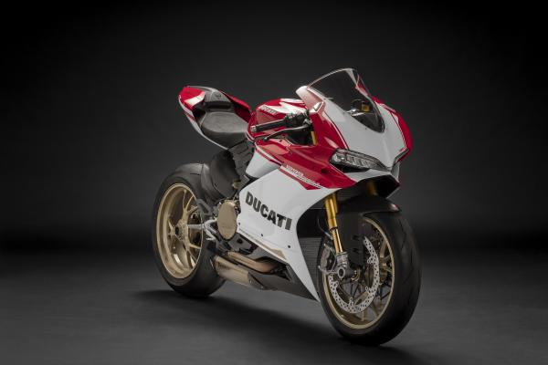 Ducati unveils new 1299 Panigale S Anniversario at World Ducati Week