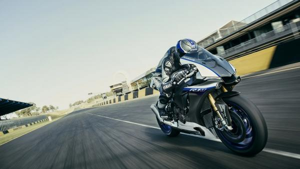 You can now order a 2017 Yamaha R1M