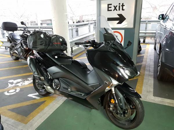 Yamaha TMAX long-term review