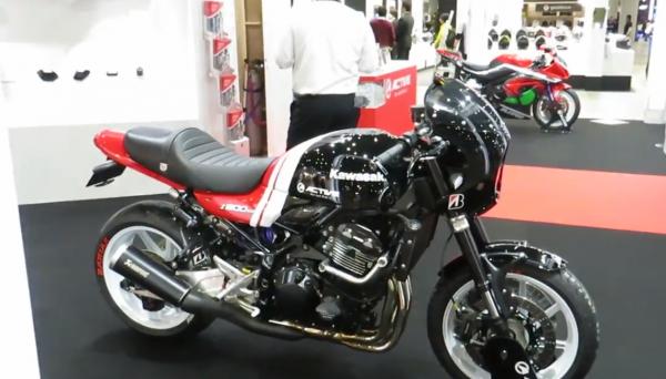TOKYO MOTORCYCLE SHOW – KAWASAKI Z900 RS