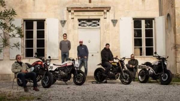 2020 Yamaha Yard Built comp winners
