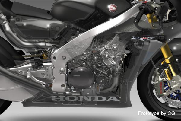 Honda's V4 Fireblade: Why it is unlikely…