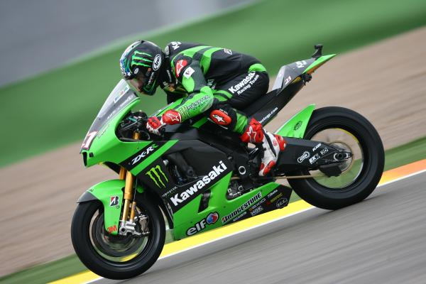 John Hopkins - Kawasaki Racing ZX-RR