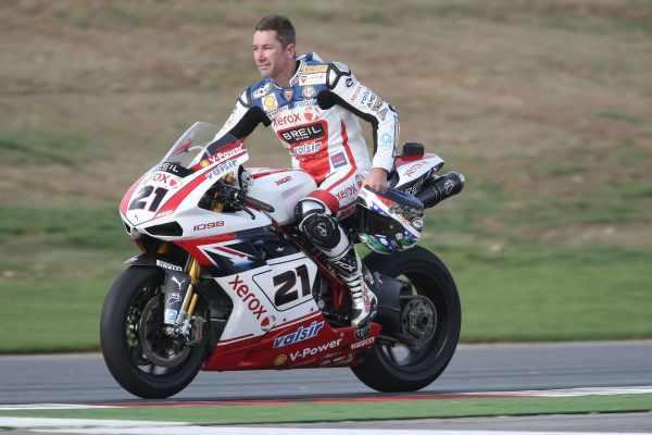 Troy Bayliss - Ducati WorldSBK 2008