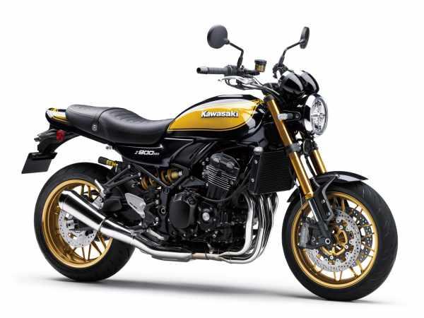 Kawasaki Z 900 RS SE 'Yellow Ball' 2022