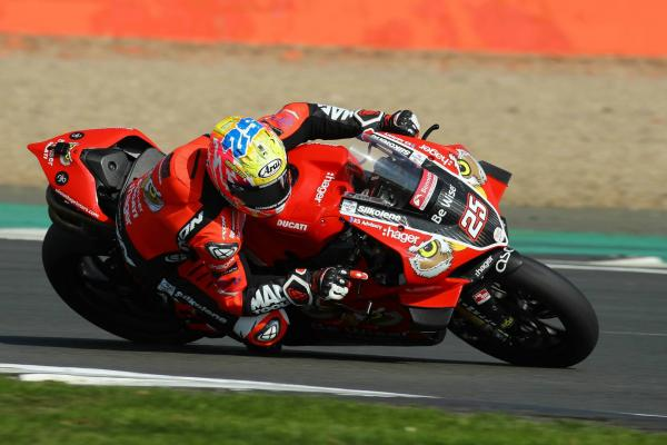 Donington Park BSB - Free Practice Results (3)