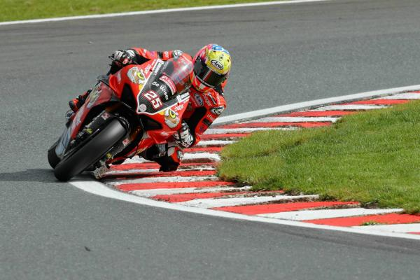 Brookes demonstrates Ducati potential with record pole