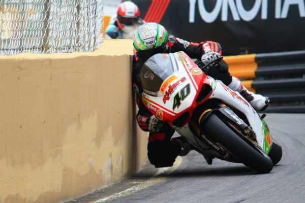 Martin Jessopp - Macau Grand Prix