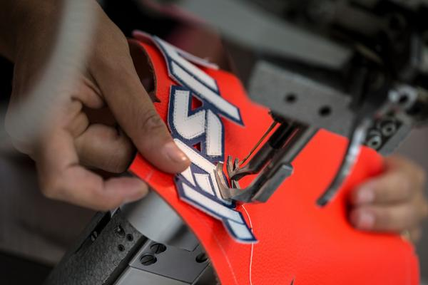 Dainese launches leather customisation service
