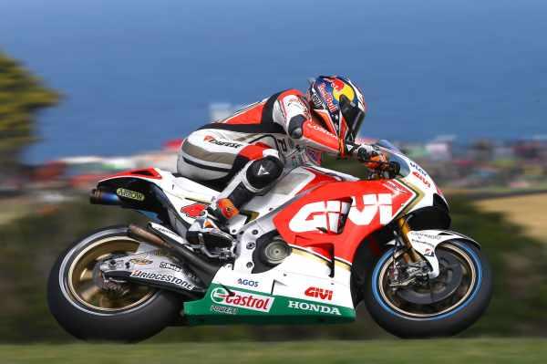 Jack Miller - LCR Honda