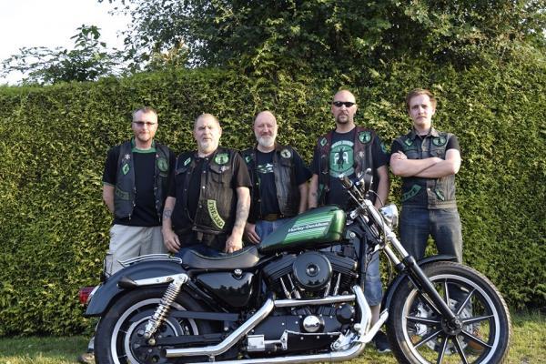 Motorcycle Club to raise £10k for fallen friend