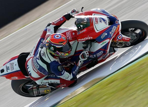 Ryan Vickers - Lee Hardy Racing Kawasaki