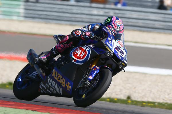 Ride Brno with Yamaha WorldSBK star Lowes