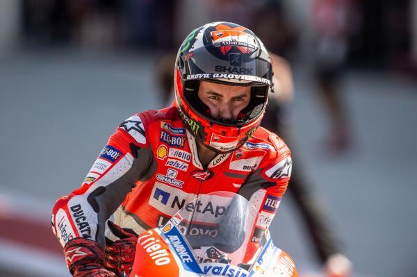 Jorge Lorenzo - Ducati Corse
