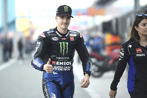 Vinales: My first grand prix like 'punch in the face'