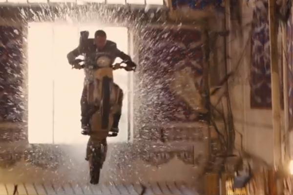 Shaken, stirred, explosive! The Top 10 James Bond Movie Motorcycles