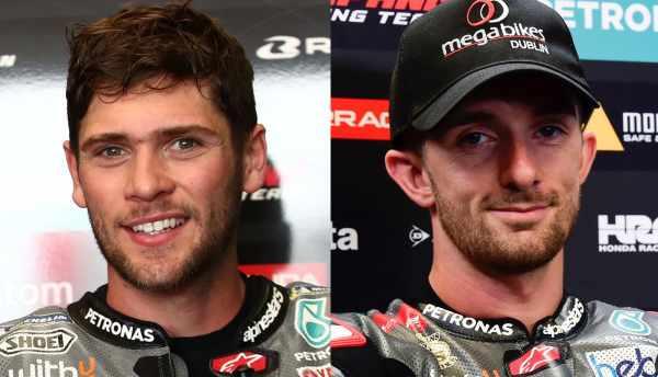 Jake Dixon, John McPhee - Petronas SRT / Petronas Sprinta Racing Moto2