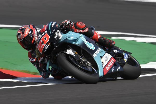 Fabio Quartararo - Petronas SRT Yamaha
