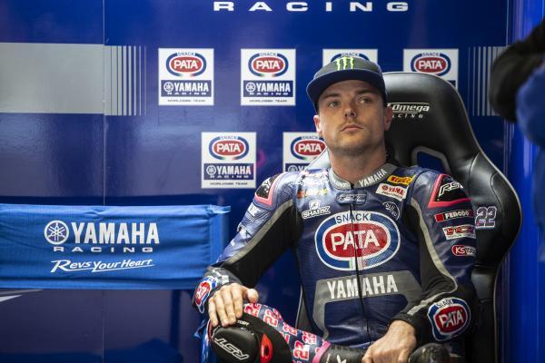 Alex Lowes - Pata Yamaha WorldSBK