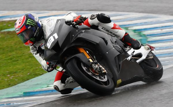 Leon Haslam - Team HRC Honda CBR1000RR-R