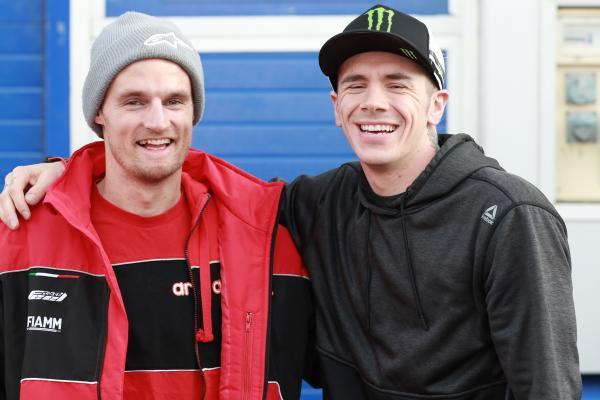 Chaz Davies, Scott Redding