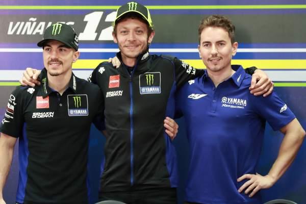 Rossi, Lorenzo, Vinales