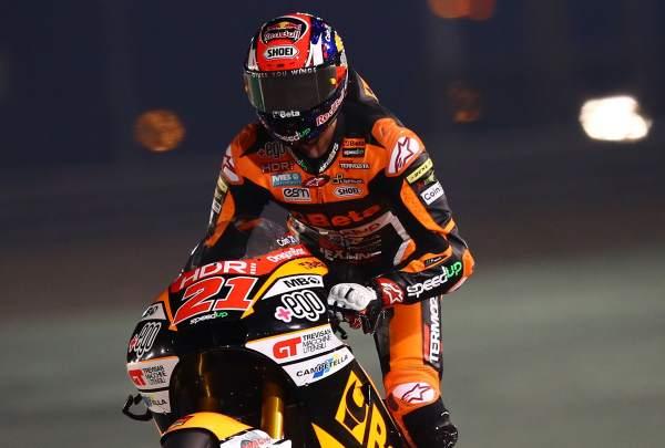 Fabio di Giannantonio - SpeedUp Moto2