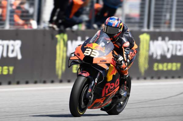 Brad Binder - KTM Factory Racing