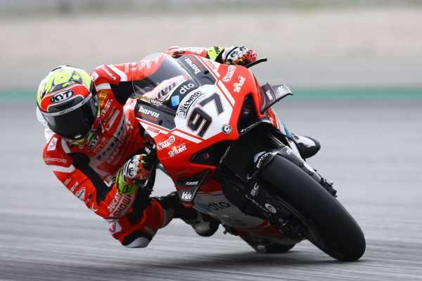 Samuele Cavalieri - Barni Racing Ducati