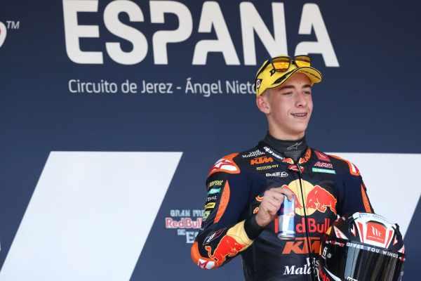 Pedro Acosta - Moto3 KTM 2021
