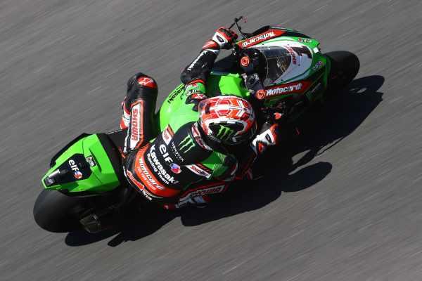 Jonathan Rea - Kawasaki Racing Team 2021 WorldSBK