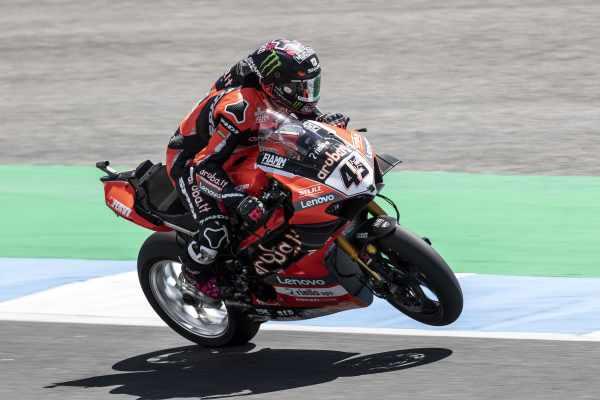 Scott Redding - Ducati WorldSBK 2021
