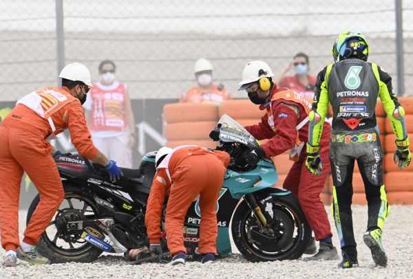 Valentino Rossi - Petronas SRT Yamaha