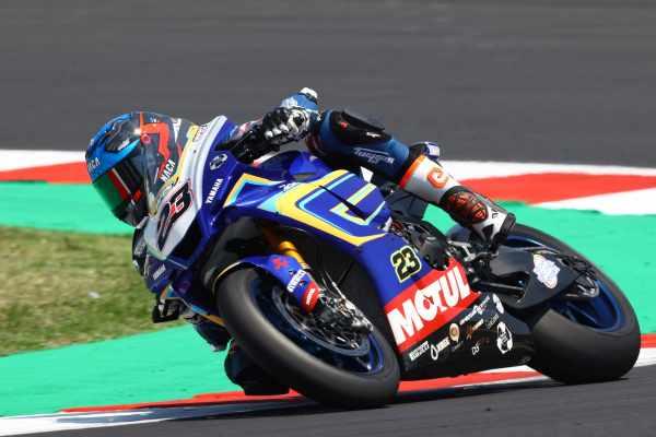 Christophe Ponsson - Alstare Yamaha, WorldSBK, 2021