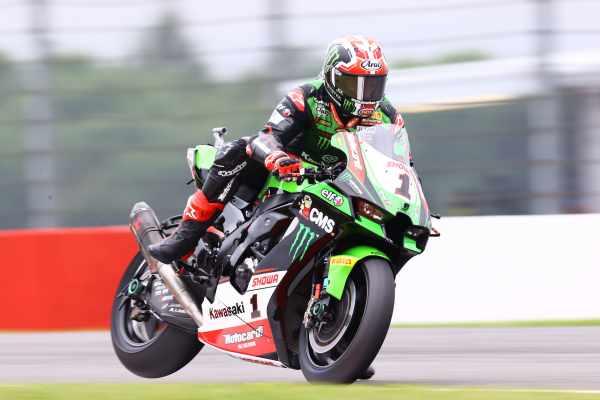 Jonathan Rea - Kawasaki Racing Team 2021