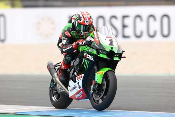 Jonathan Rea - Kawasaki Racing Team WorldSBK