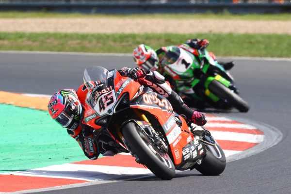 Scott Redding - Ducati Panigale V4 R, 2021, WorldSBK