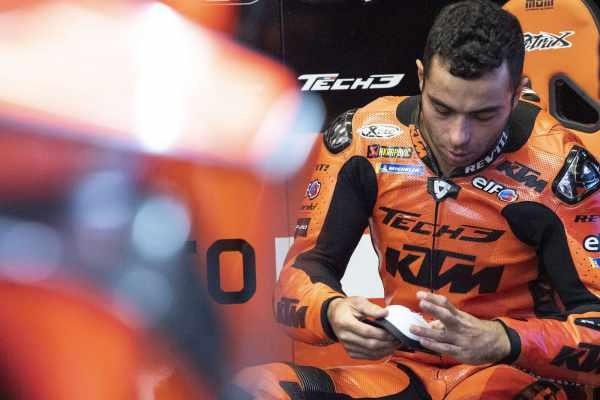 Danilo Petrucci - Tech 3 KTM