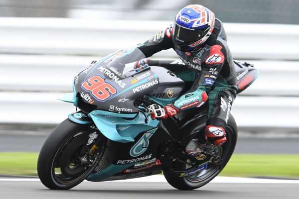 Jake Dixon - Petronas SRT Yamaha