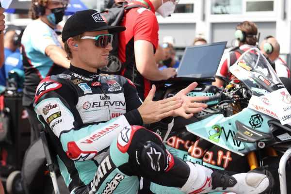 Chaz Davies - Go Eleven Ducati