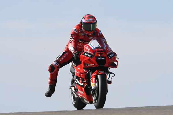Pecco Bagnaia - Ducati Lenovo Team, Aragon MotoGP, 2021