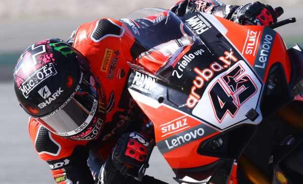 Scott Redding - Ducati WorldSBK 2021, Barcelona