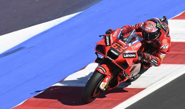 Pecco Bagnaia - Ducati Team MotoGP 2021