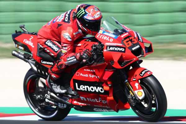 Pecco Bagnaia - Ducati MotoGP 2021