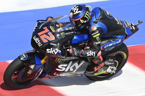 Marco Bezzecchi - Sky Racing Moto2
